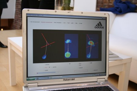 Adidas Adistar Control 5 running shoes review - photo 4
