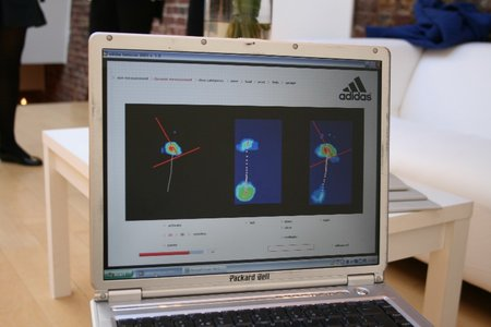 Adidas Adistar Control 5 running shoes review - photo 5