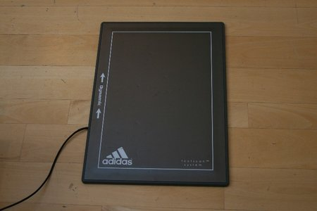 Adidas Adistar Control 5 running shoes review - photo 7