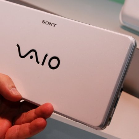 Sony Vaio P-series laptop - First Look