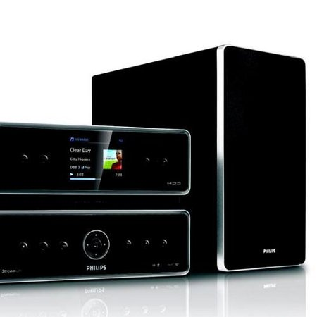 Philips Streamium MCi500H micro Hi-Fi system review