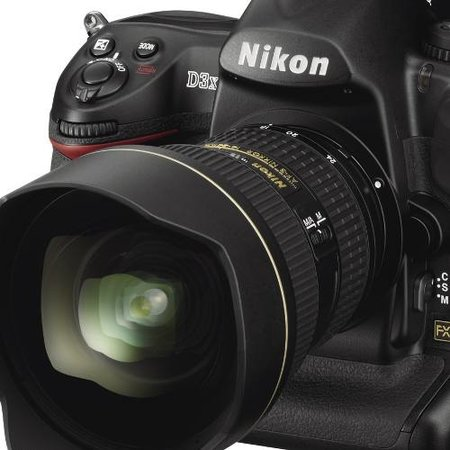 Nikon D3x DSLR camera review