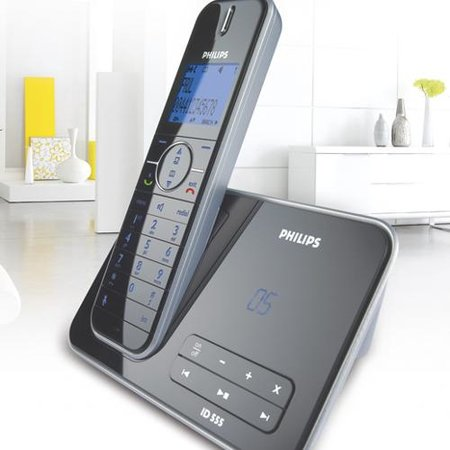 Philips ID555 telephone review