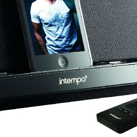 Intempo InSession iPod dock review