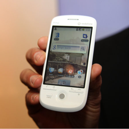 HTC Magic - First Look