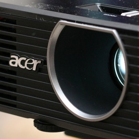 Acer K10 projector review