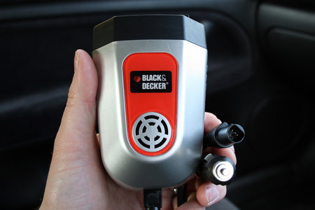 Black and Decker BDPC100A power inverter review - photo 7