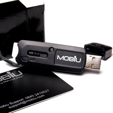 Mobiu secure mobile office - PC