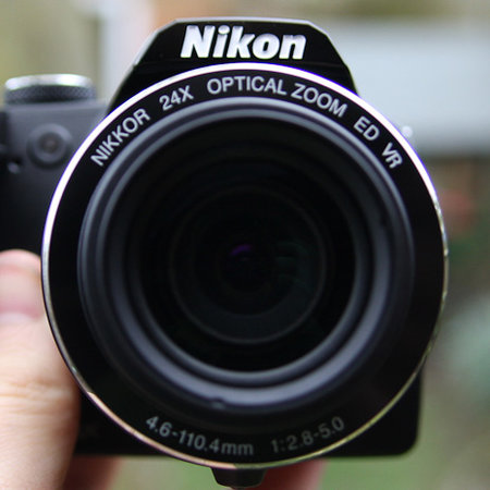 Nikon Coolpix P90 digital camera review