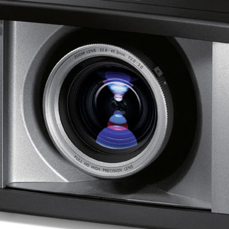 Sanyo PLV-Z3000 projector review