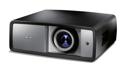 Sanyo PLV-Z3000 projector - photo 2
