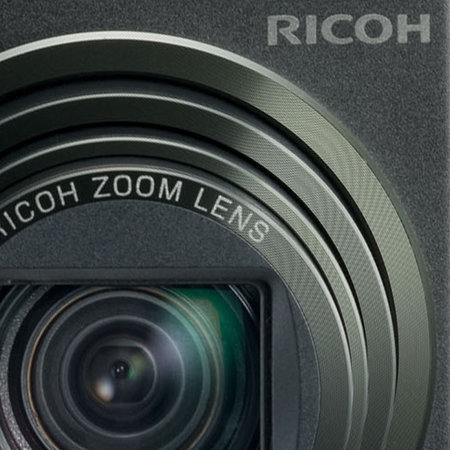 Ricoh CX1 compact camera