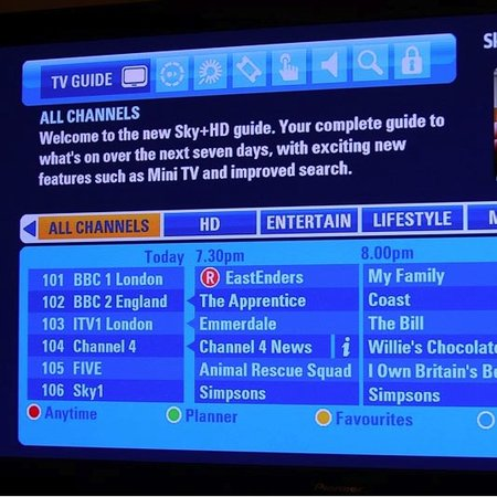 Sky HD 2009 review