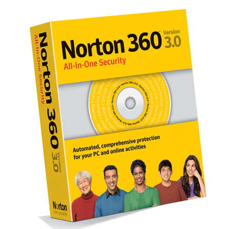 Norton 360 v3.0 - PC review