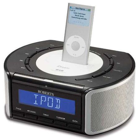 Roberts iDream DAB iPod clock radio
