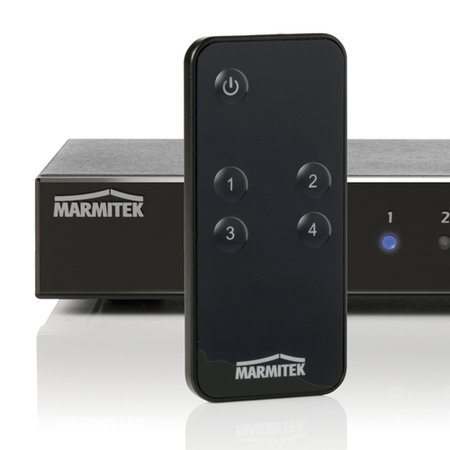 Marmitek Connect410 HDMI switcher review