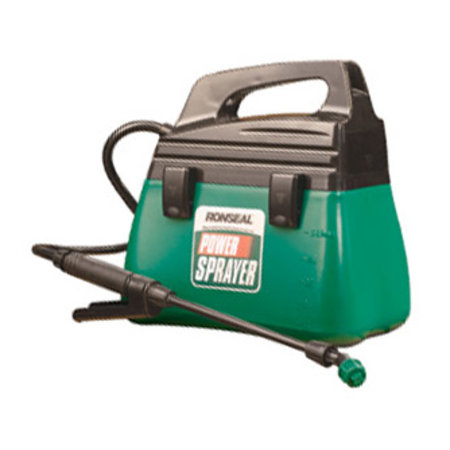 Ronseal Power Sprayer review