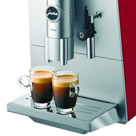 Jura ENA5 coffee machine review