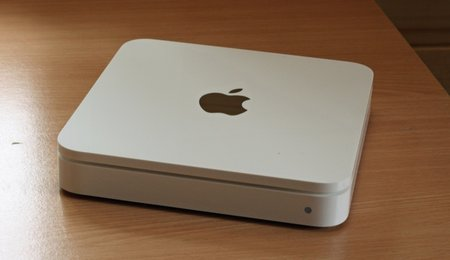 Apple Time Capsule 802.11n Wi-Fi Hard Drive 2009 - photo 2