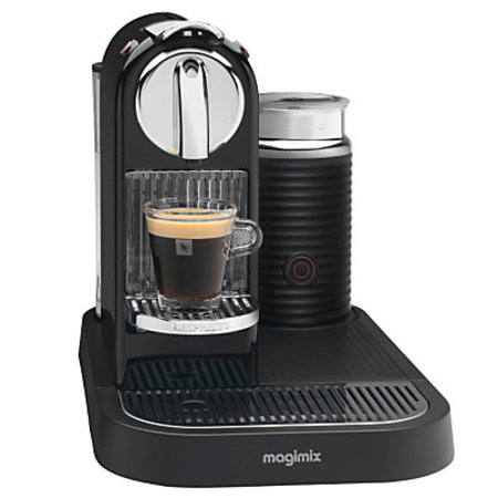 Magimix M190 CitiZ & Milk Nespresso machine review - photo 1