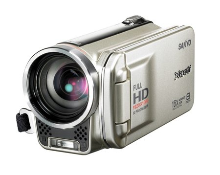Sanyo Xacti VPC-FH1 camcorder - photo 3