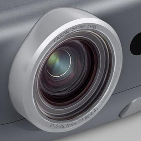 Canon XEED WUX10 projector