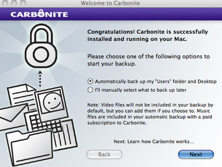 Carbonite - Mac - photo 2
