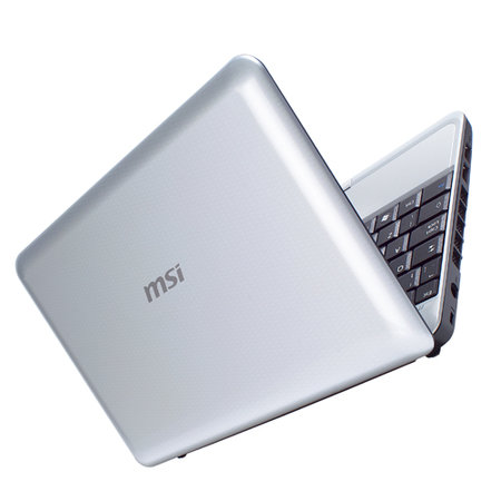 MSI Wind U115 Hybrid notebook review