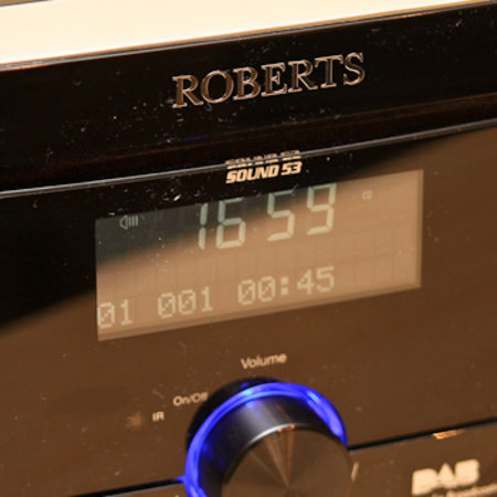 Roberts Sound 53 DAB radio iPod speaker