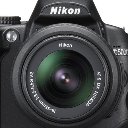 Nikon D5000 DSLR camera review