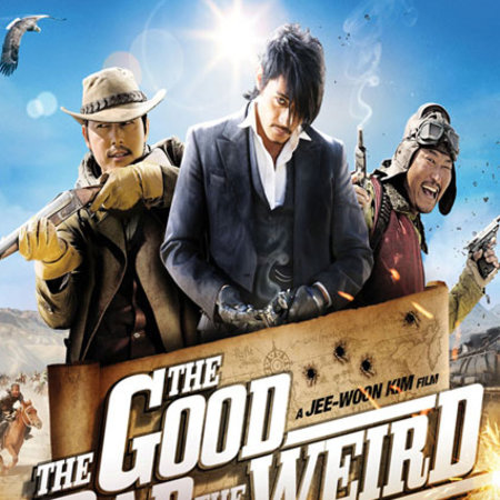 The Good The Bad The Weird - DVD review