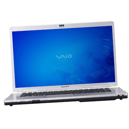 Sony VAIO VGN-FW41 notebook review