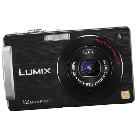 Panasonic Lumix DMC-FX550 digital camera review