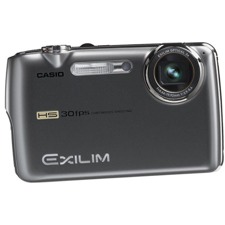 Casio Exilim EX-FS10 digital camera review