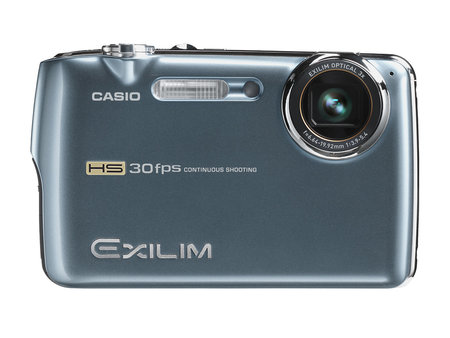 Casio Exilim EX-FS10 digital camera - photo 2