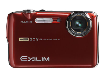 Casio Exilim EX-FS10 digital camera review - photo 3
