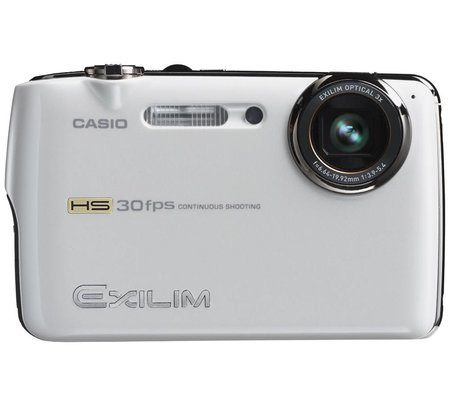 Casio Exilim EX-FS10 digital camera - photo 4