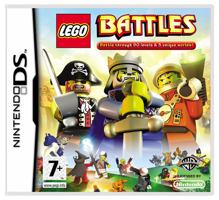 LEGO Battles - Nintendo DS - photo 2