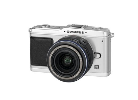 Olympus Pen E-P1 digital camera - photo 3