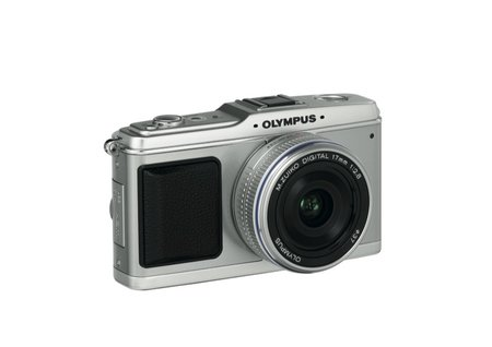 Olympus Pen E-P1 digital camera - photo 4