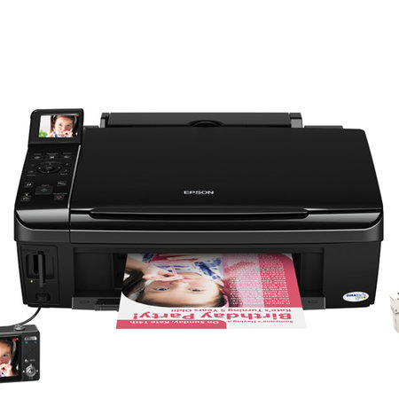 Epson Stylus SX415 printer  review