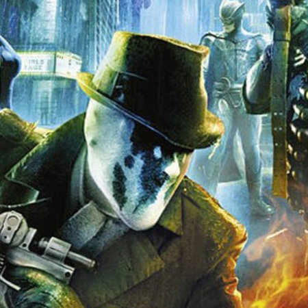 Watchmen - DVD review