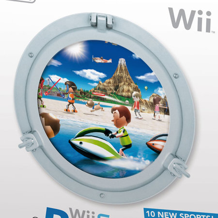 Wii Sports Resort - Nintendo Wii
