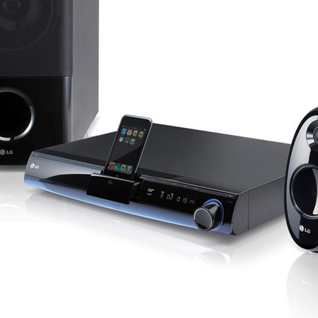LG HB354BS Blu-ray home cinema system