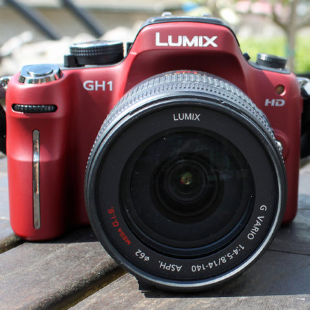 Panasonic Lumix DMC-GH1 camera