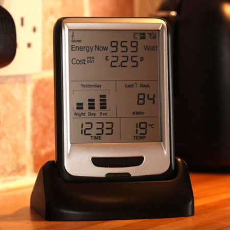Current Cost CC128 ENVI electricity monitor  review