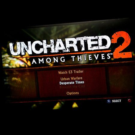 Uncharted 2: Among Thieves - PS3 - First Look