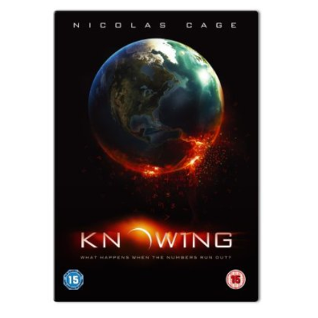 Knowing - DVD review