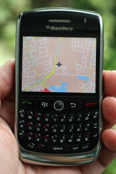 FoxNav Mobile Navigation for BlackBerry   - photo 5