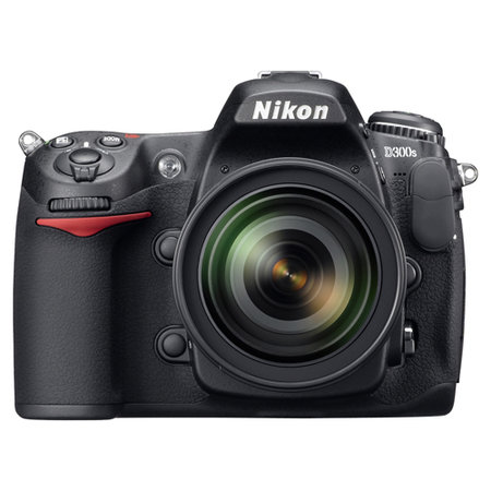 Nikon D300s DSLR camera  review